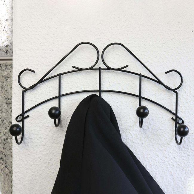 Suporte-com-ganchos-decorativos-para-parede