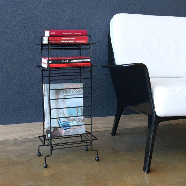 Mesa-Aparador-de-Livros-Aramado