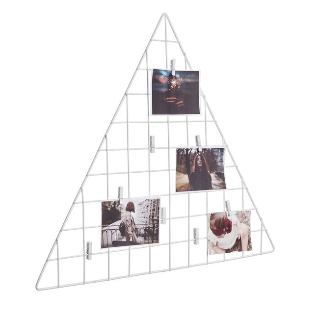 Tela-para-Mural-de-Recados-e-Fotos-Triangular