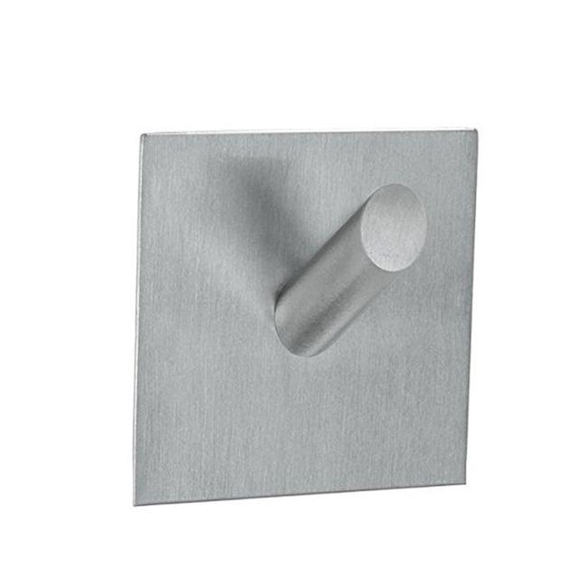 Gancho-adesivo-em-aco-inox-com-formato-de-Quadrado
