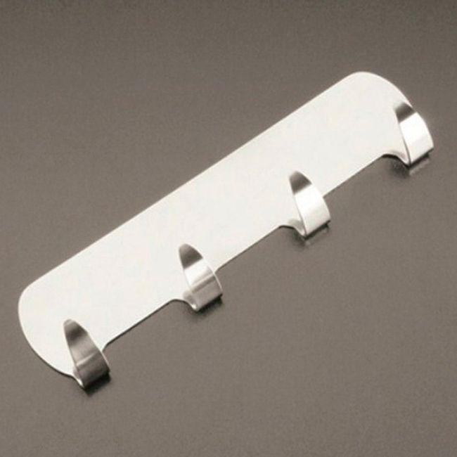 Mini-Barra-adesiva-em-aco-inox-com-4-ganchos-multiuso---Metalic