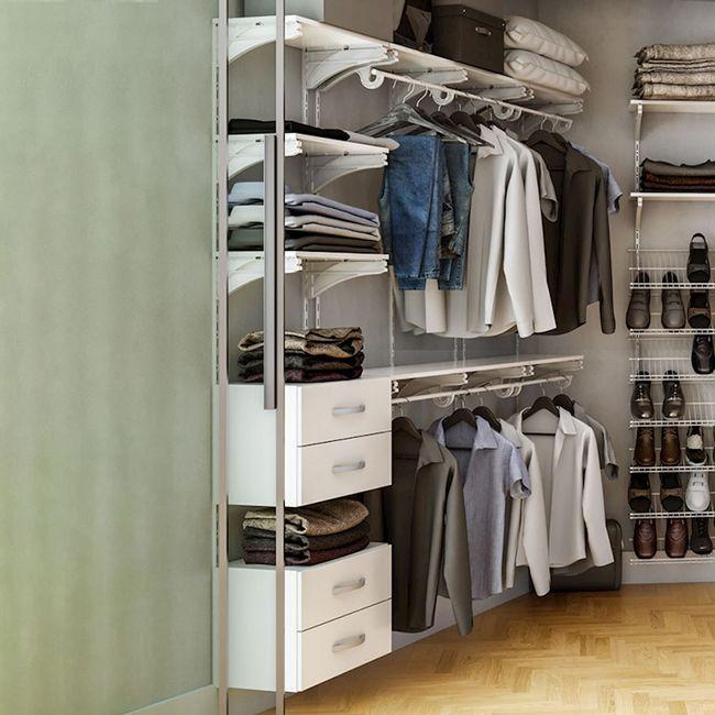 Kit-Closet-ou-Quarto-Aramado-e-Madeira---2m---13-pcs