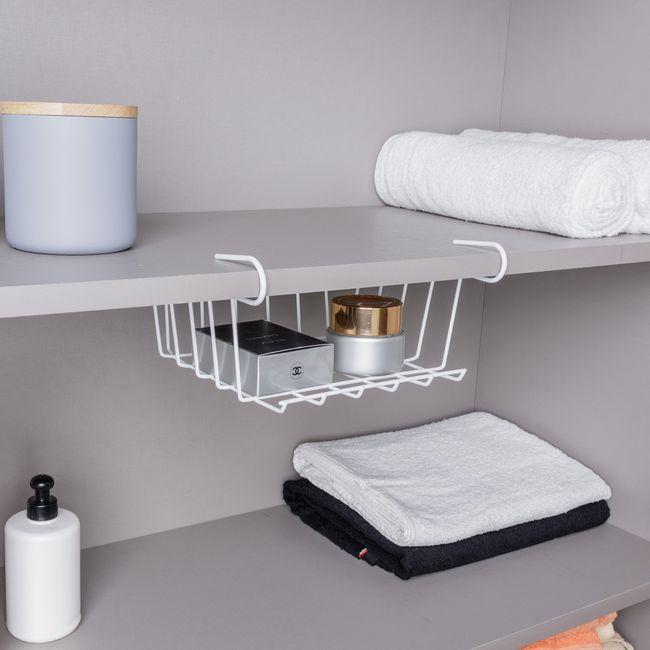 Gaveta-aramada-para-prateleira-organizadora-de-ambientes-Pequena