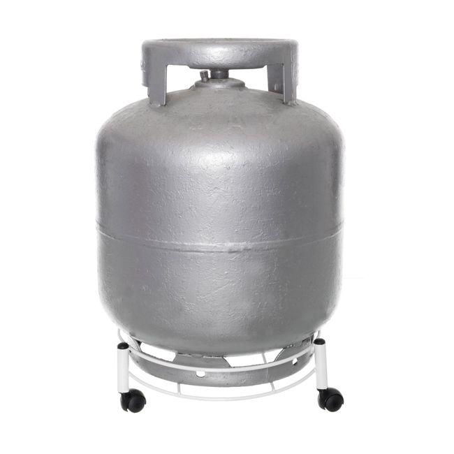 Suporte-com-rodas-para-Botijao-de-Gas-e-Vaso