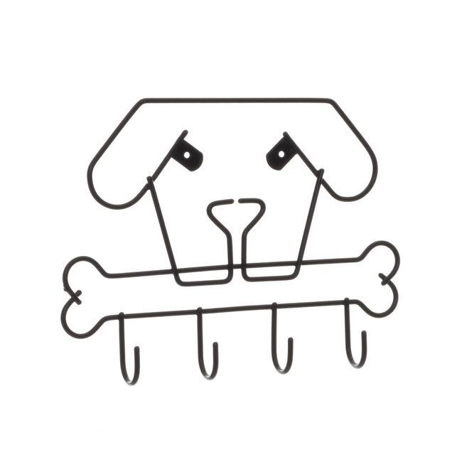 Gancho-aramado-de-parede-cachorro