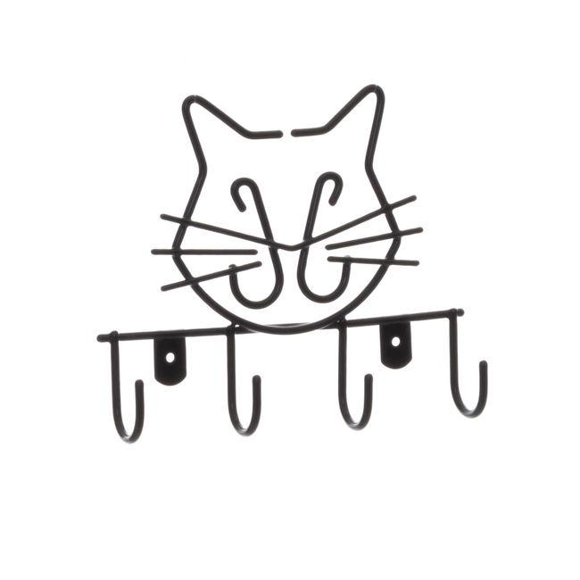 Gancho-aramado-de-parede-gato