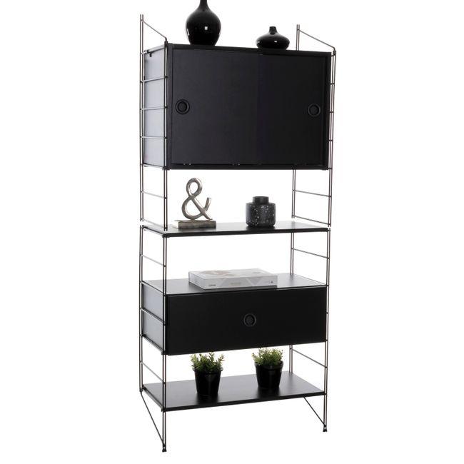Kit-estante-aramada-com-armario-e-gaveteiro-Connect