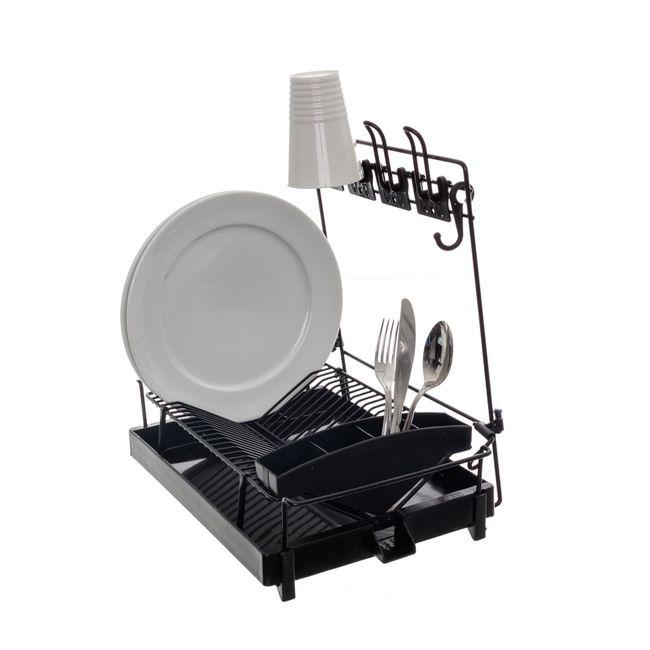 Escorredor-de-pratos-Aramado-Dry-Dobravel-para-Parede