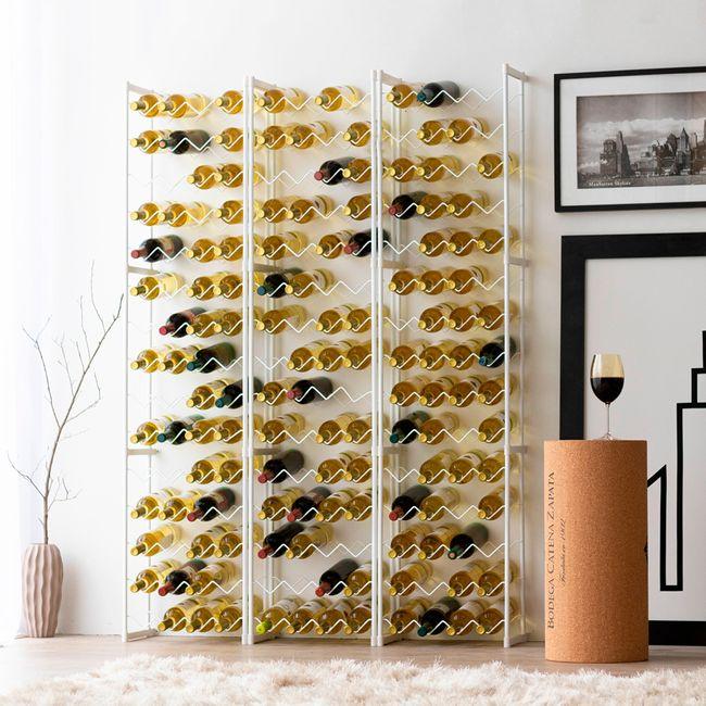 Combo-com-9-Garrafeiros-Aramadas---180-Garrafas-de-Vinho