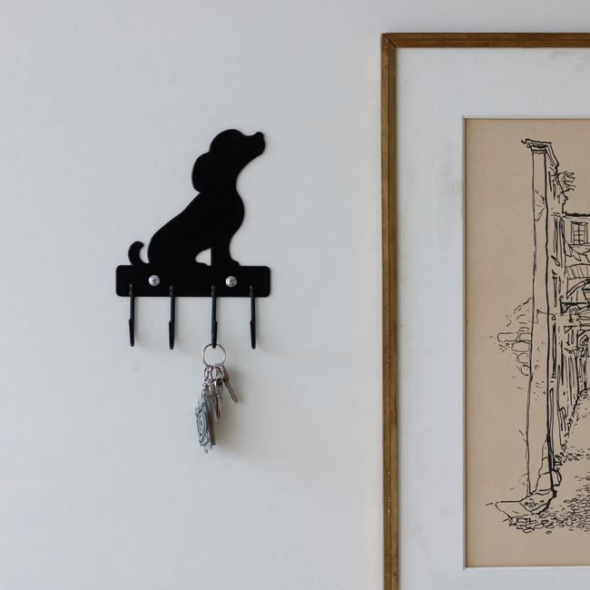 Gancho-de-parede-aramado-Cachorro
