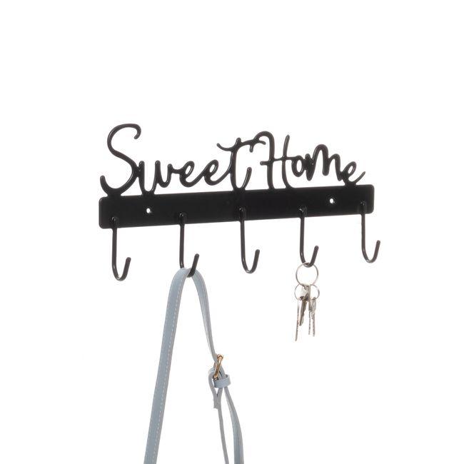 Gancho-de-parede-aramado-Sweet-Home