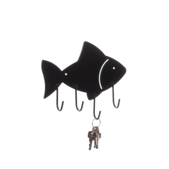 Gancho-de-parede-aramado-Peixe