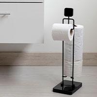 Banheiro - Porta papel higiênico