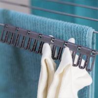 Lavanderia - Suportes para lavanderia