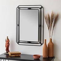 Casa e Decoração - Espelhos Decorativos