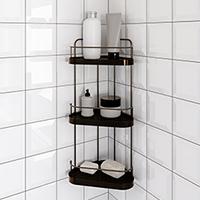 Banheiro - Porta shampoo de parede