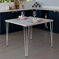 Móveis Aramados - Mesas de jantar